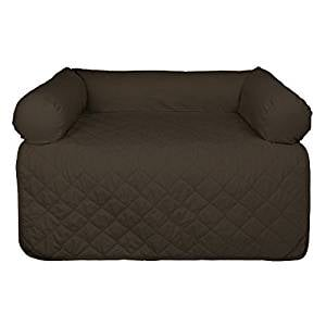 Chocolate SureFit SF37470 Quilted Sofa Pet Throw//Slipcover
